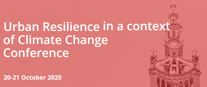 Conferenza ionternazionale Urban resilience
